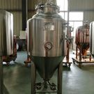 Neroli Met | Beer fermentation tanks